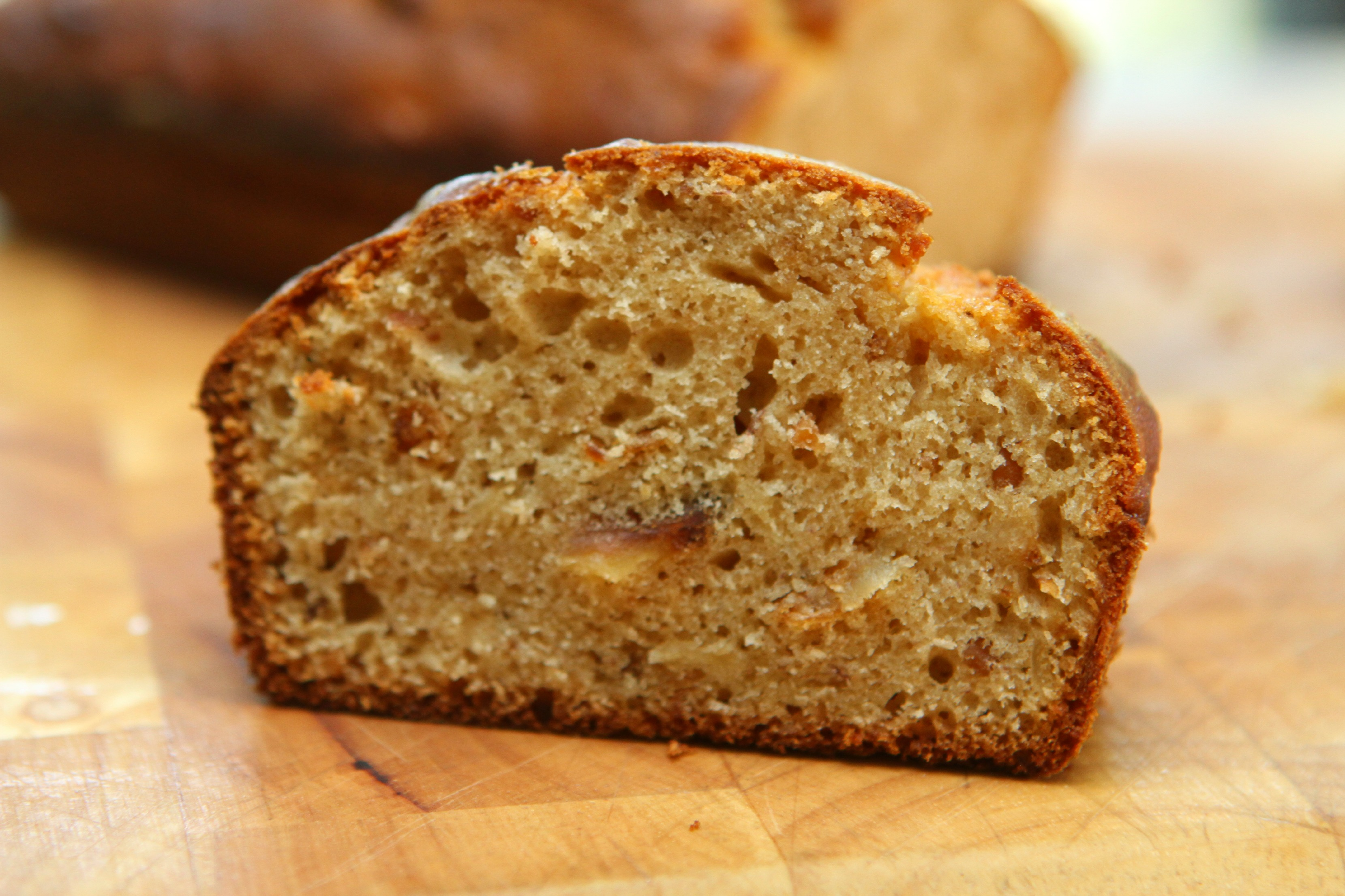 Cake Recipes Using Loaf Tin: Parsnip & Peanut Butter Loaf Cake (Dairy Free)