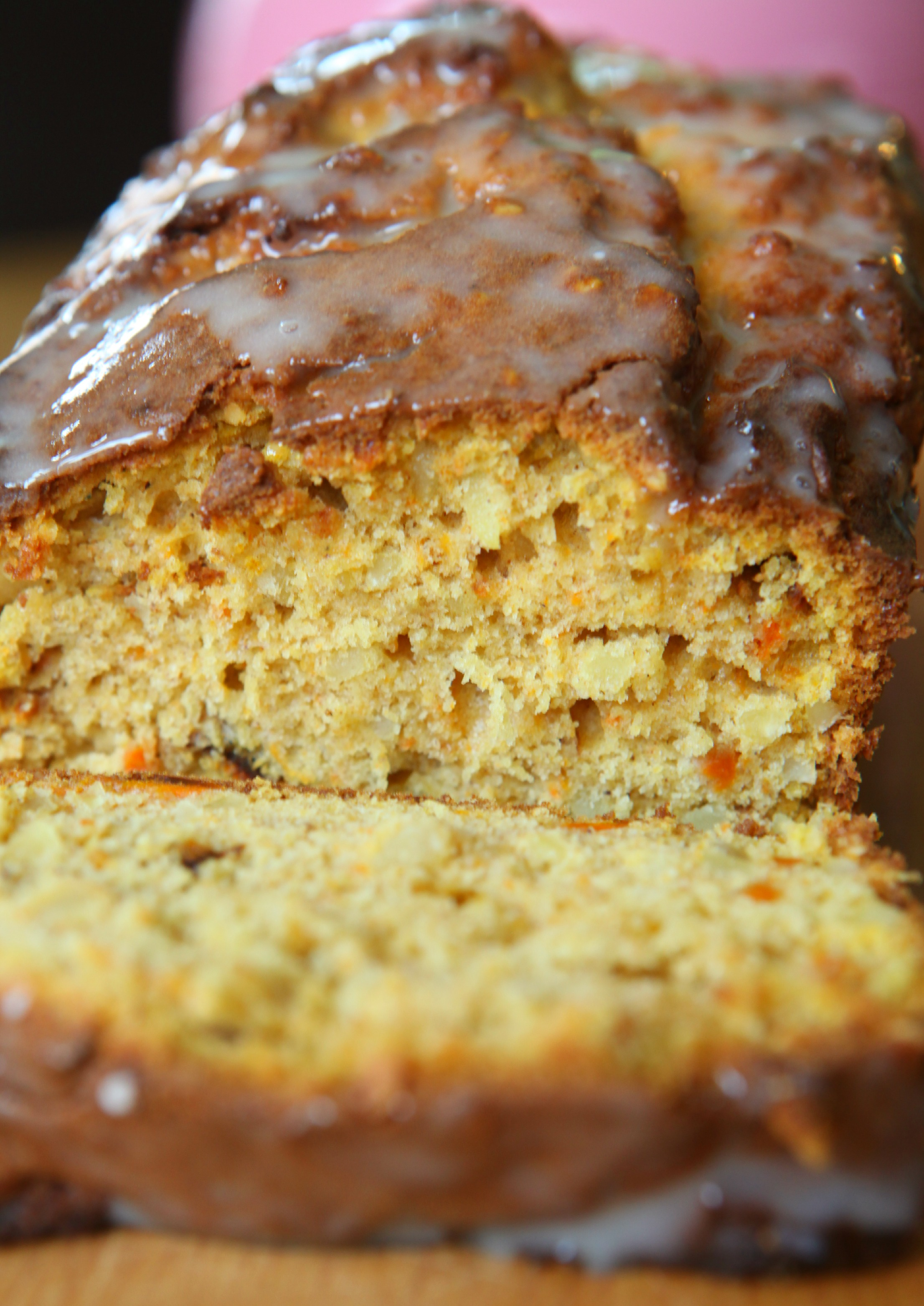 Carrot Amp Almond Yogurt Cake Mummy Mishaps
