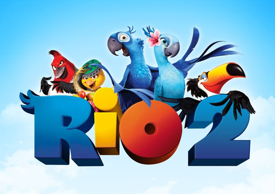 Рио 2 смотреть онлайн в отличном качестве 20 фотография