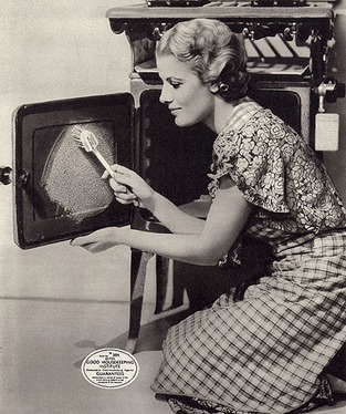 Retro Kitchen Cleaning Tips Mummy Mishaps