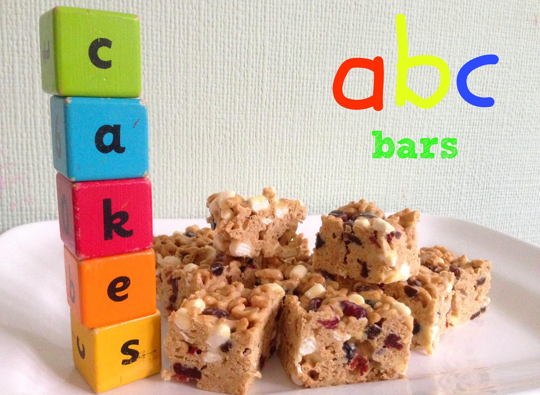 abc bars (Alpha Bites Chewy Bars)
