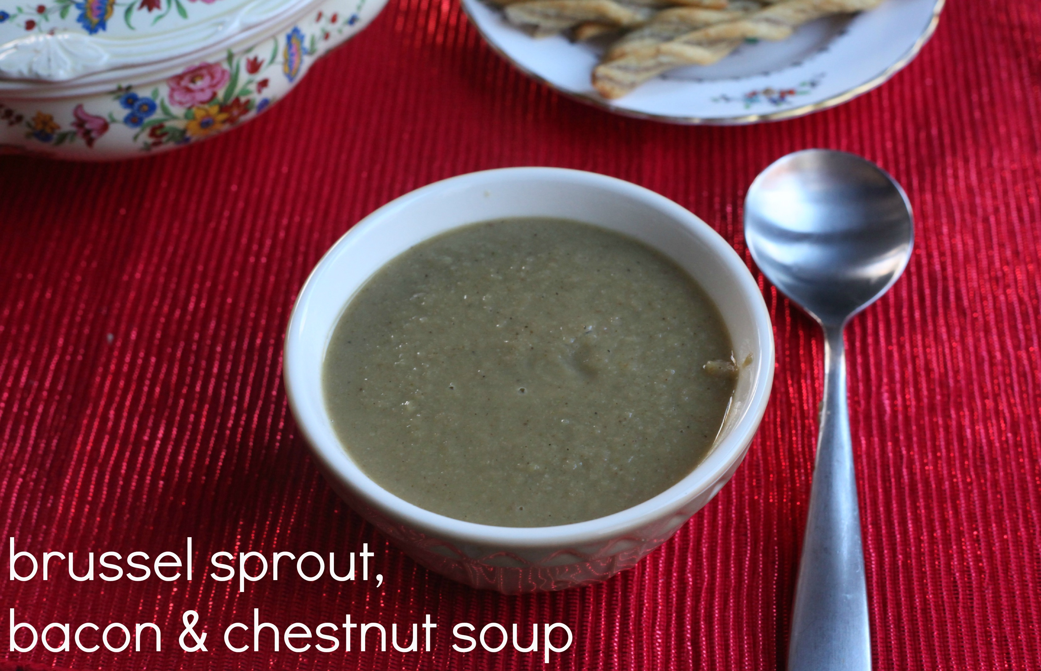 made my soup using my new Morphy Richards Soup Maker, which is very ...