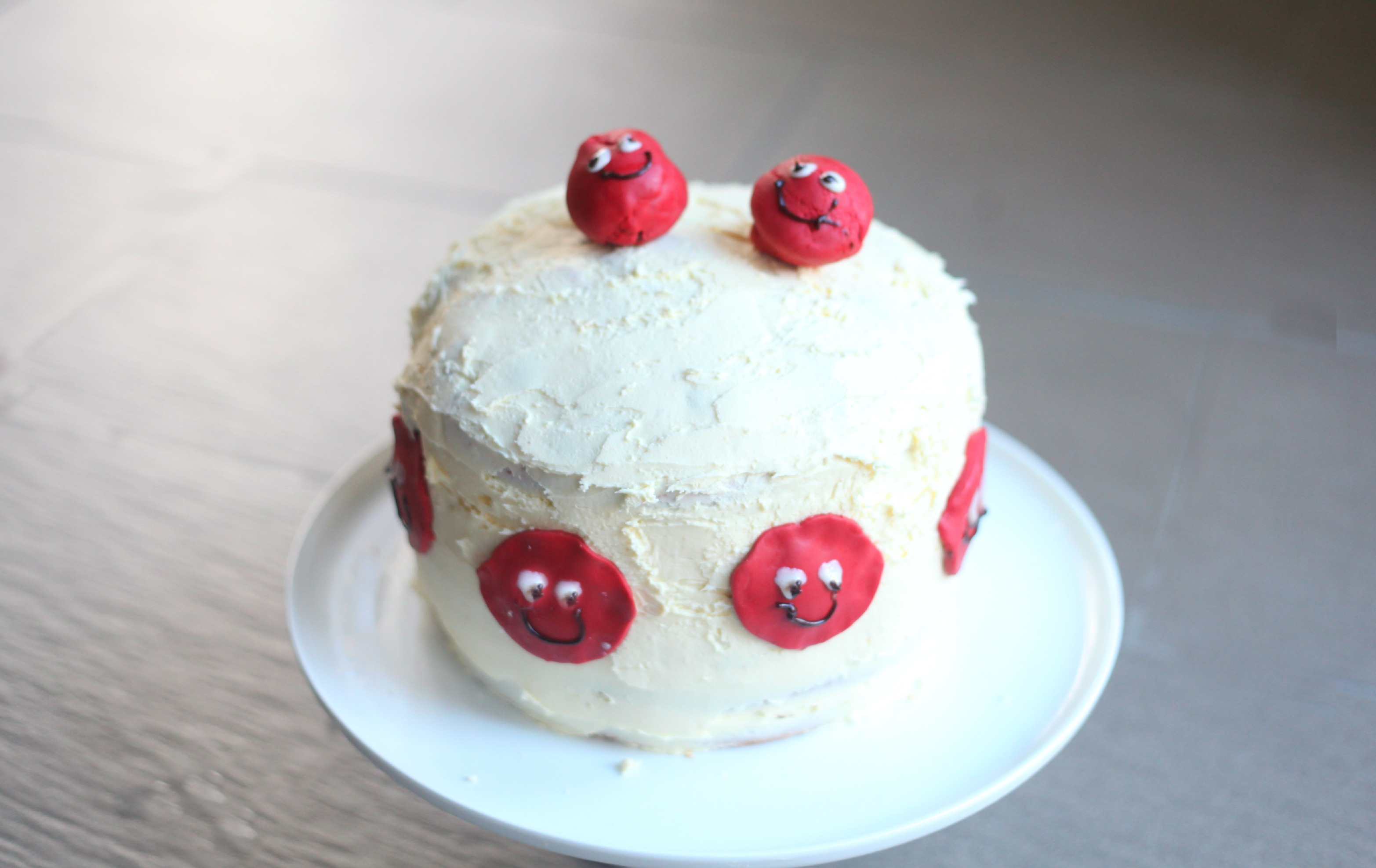 Red Nose Cake Images : Red Noses Day Cake #raisesomedough - mummy mishaps