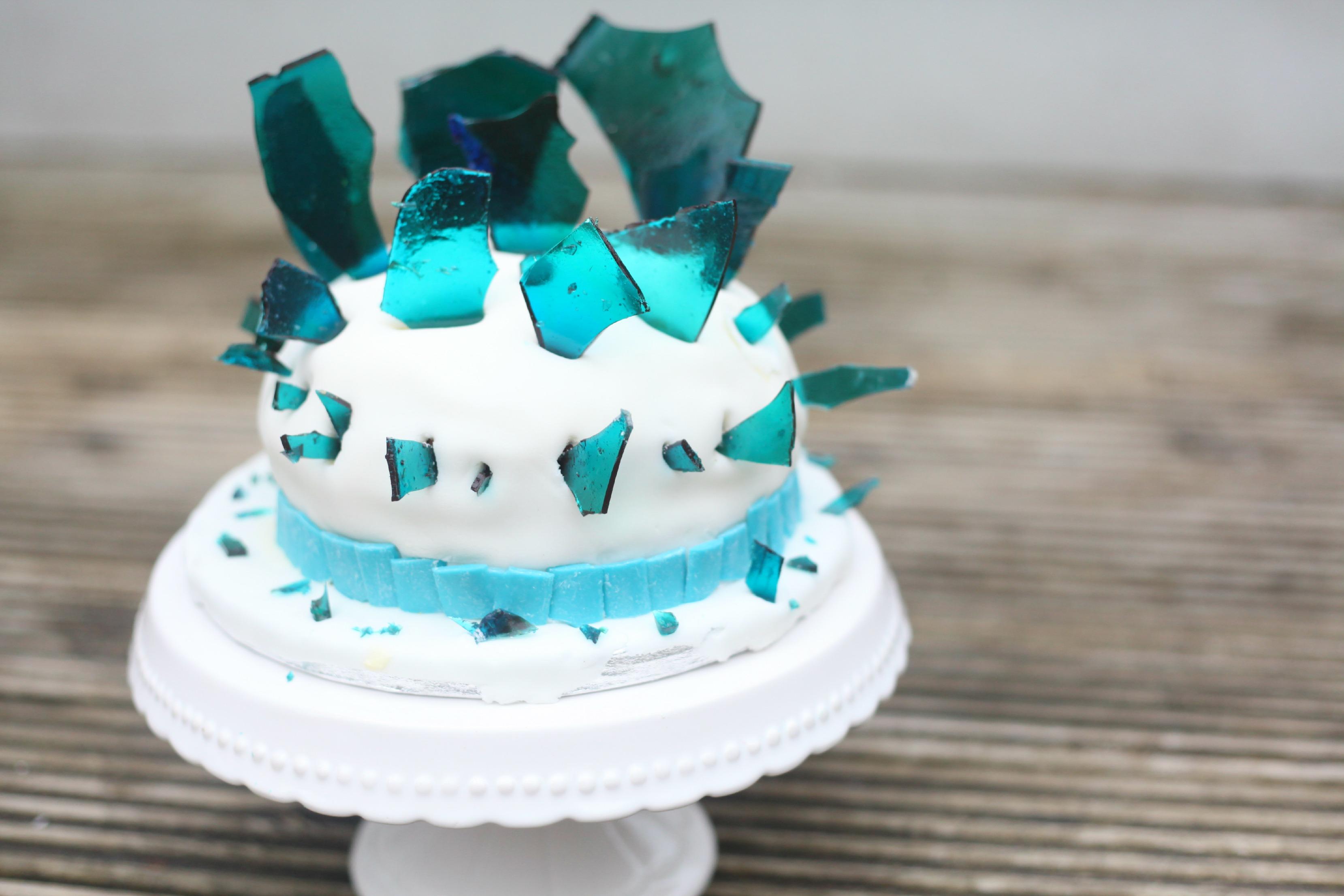 Freezable Cake Recipes Uk: Frozen Ice Cake