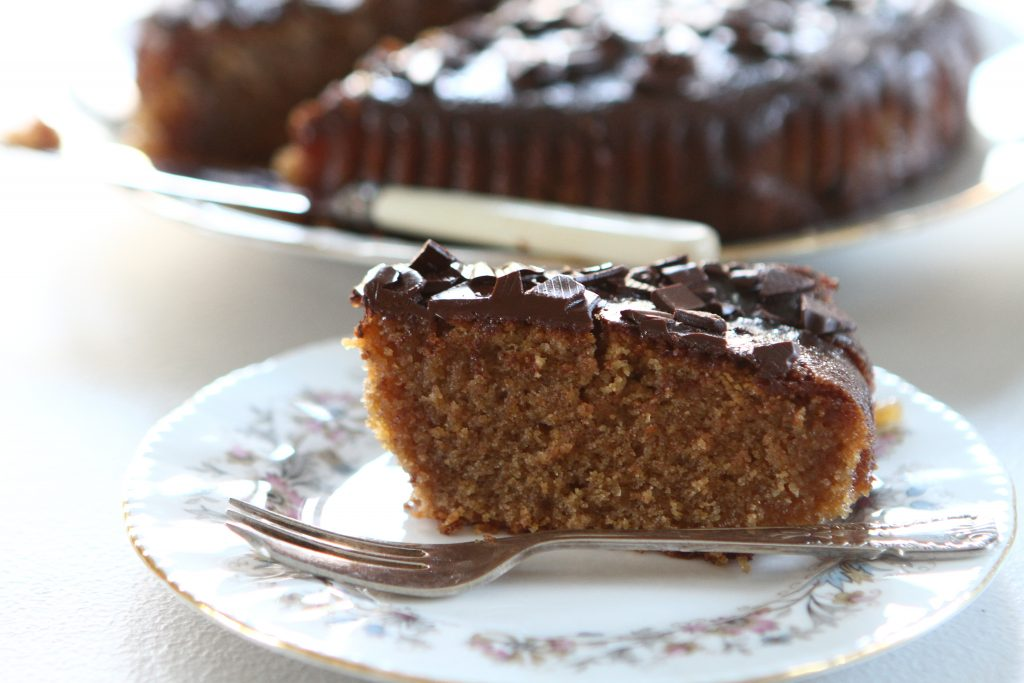 Lemon Drizzle Cake Almond Meal